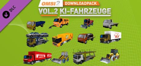 OMSI 2 Add-on Downloadpack Vol. 2 - KI-Fahrzeuge