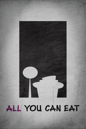 All You Can Eat poster image on Steam Backlog