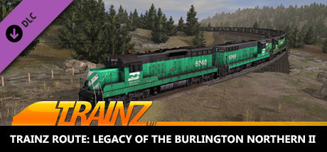 Trainz 2019 DLC: Legacy of the Burlington Northern II