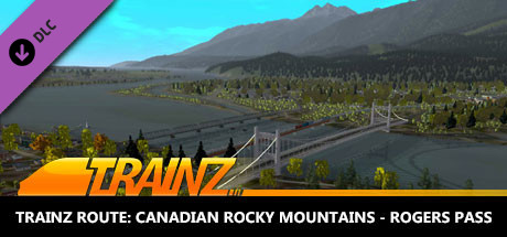 Trainz 2019 DLC: Canadian Rocky Mountains - Rogers Pass