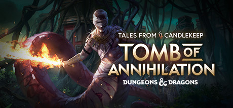 Tales from Candlekeep: Tomb of Annihilation cover art