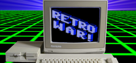 RetroWar: 8-bit party battle