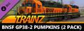 Trainz 2019 DLC: BNSF GP38-2 Pumpkins (2 Pack)