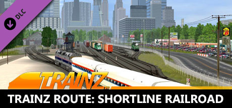 Trainz 2019 DLC: Shortline Railroad