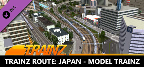 Trainz 2019 DLC Route: Japan - Model Trainz