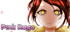 Pink Rage Otome cover art