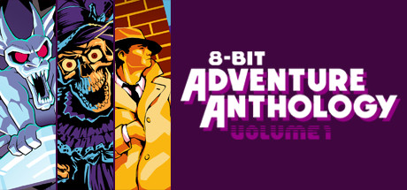 8-bit Adventure Anthology: Volume I cover art