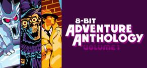 8-bit Adventure Anthology: Volume I cover art