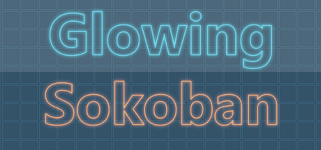 Glowing Sokoban