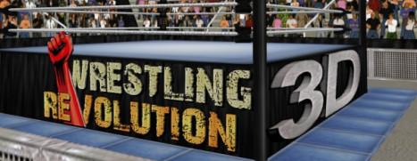 Wrestling Revolution 3D - 摔跤革命 3D