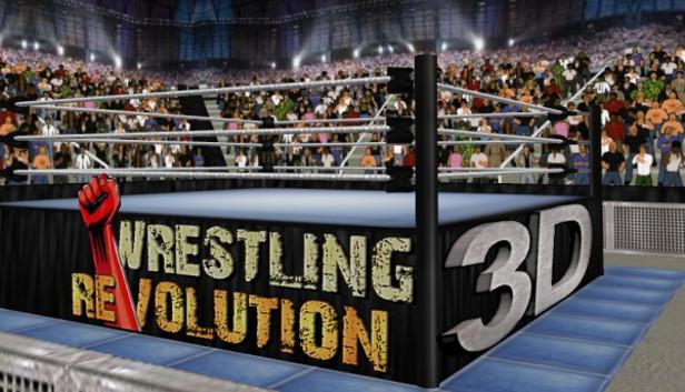 Wrestling Revolution 3D on Steam