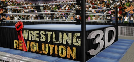 Wrestling Resolution 3D v1.623 Free Download