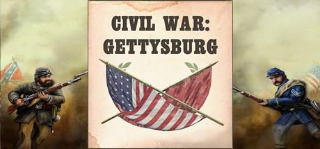 Civil War: Gettysburg cover art