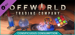 Offworld Trading Company - Conspicuous Consumption DLC cover art