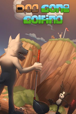 DOG GONE GOLFING poster image on Steam Backlog