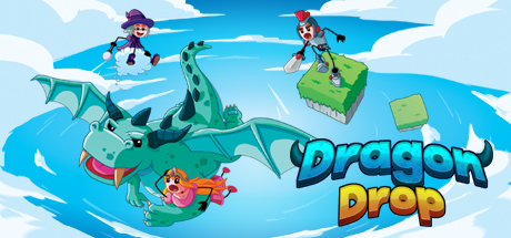 Dragon drop on steam dragon drop is a puzzle platformer where you can drag and drop platforms trampolines stones dynamite and candles into the game world gumiabroncs Gallery