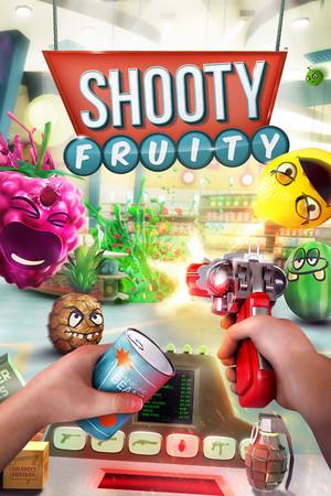 Shooty Fruity poster image on Steam Backlog