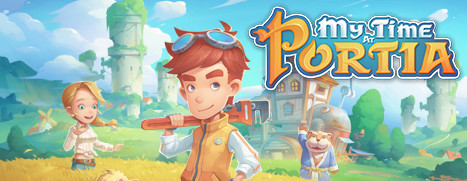 My Time At Portia - 波西亚时光