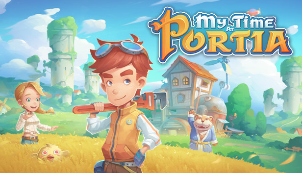 Save 66% on My Time At Portia on Steam