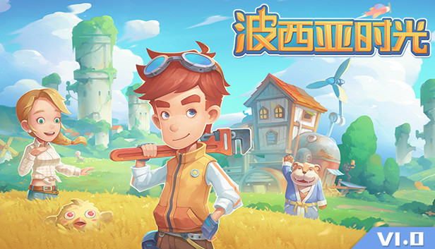 Save 20 On My Time At Portia On Steam