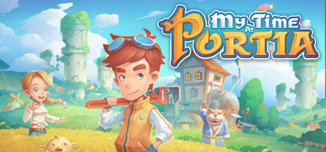 My Time At Portia poster image on Steam Backlog