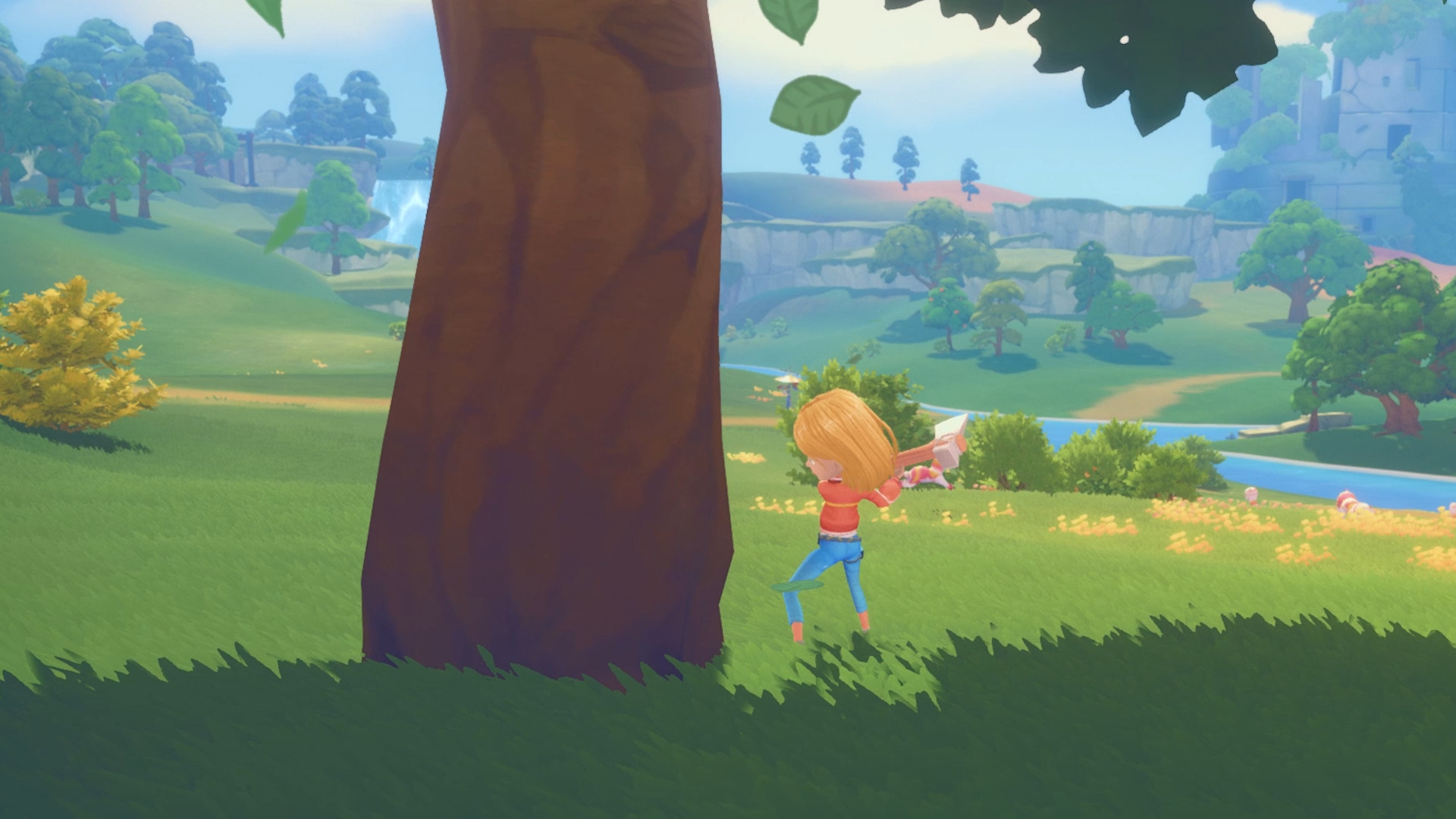 My Time at Portia Download PC