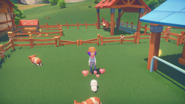 My Time At Portia PC Game ScreenShot 3