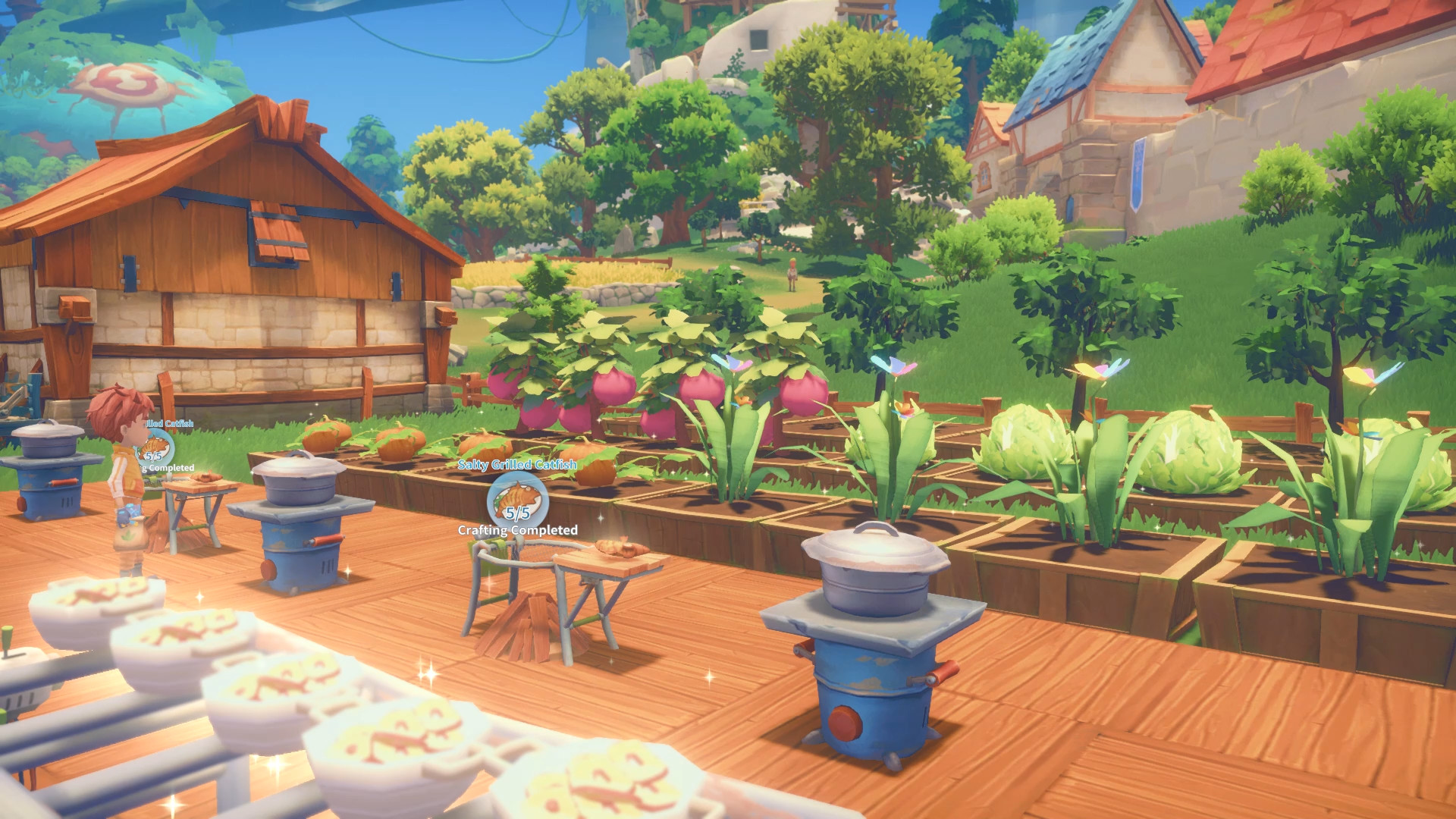 my time at portia patch notes