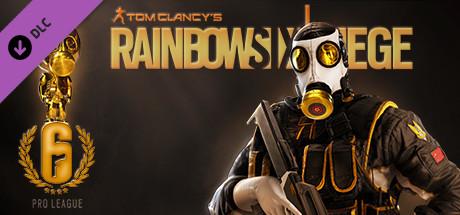 Rainbow Six Siege - Pro League Smoke Set