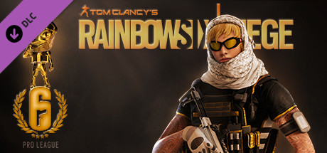 Rainbow Six Siege - Pro League Valkyrie Set
