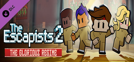 The Escapists 2 - The Glorious Regime Prison