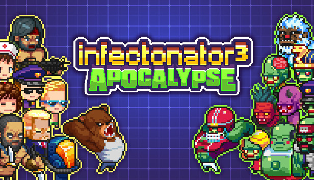 Infectonator 3: Apocalypse on Steam