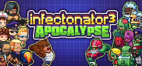 Infectonator 3 Apocalypse Capa