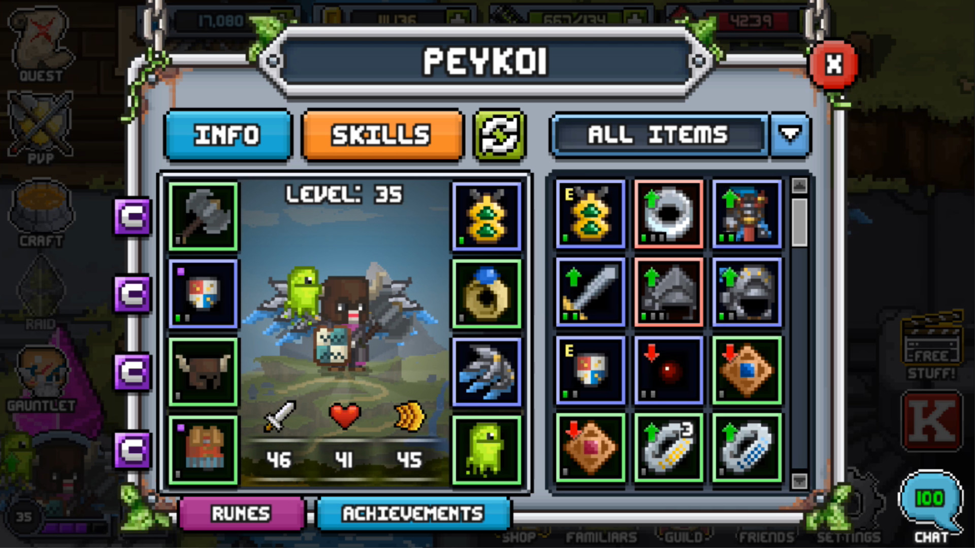 bit heroes mod apk android 1