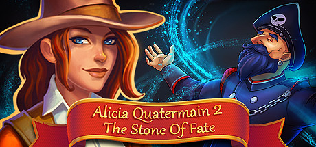 Teaser image for Alicia Quatermain 2: The Stone of Fate