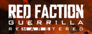 Red Faction Guerrilla Re-Mars-tered capsule logo