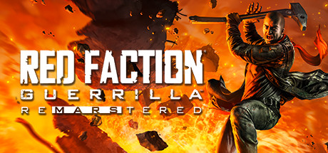 Red Faction Guerrilla Re-Mars-tered cover art