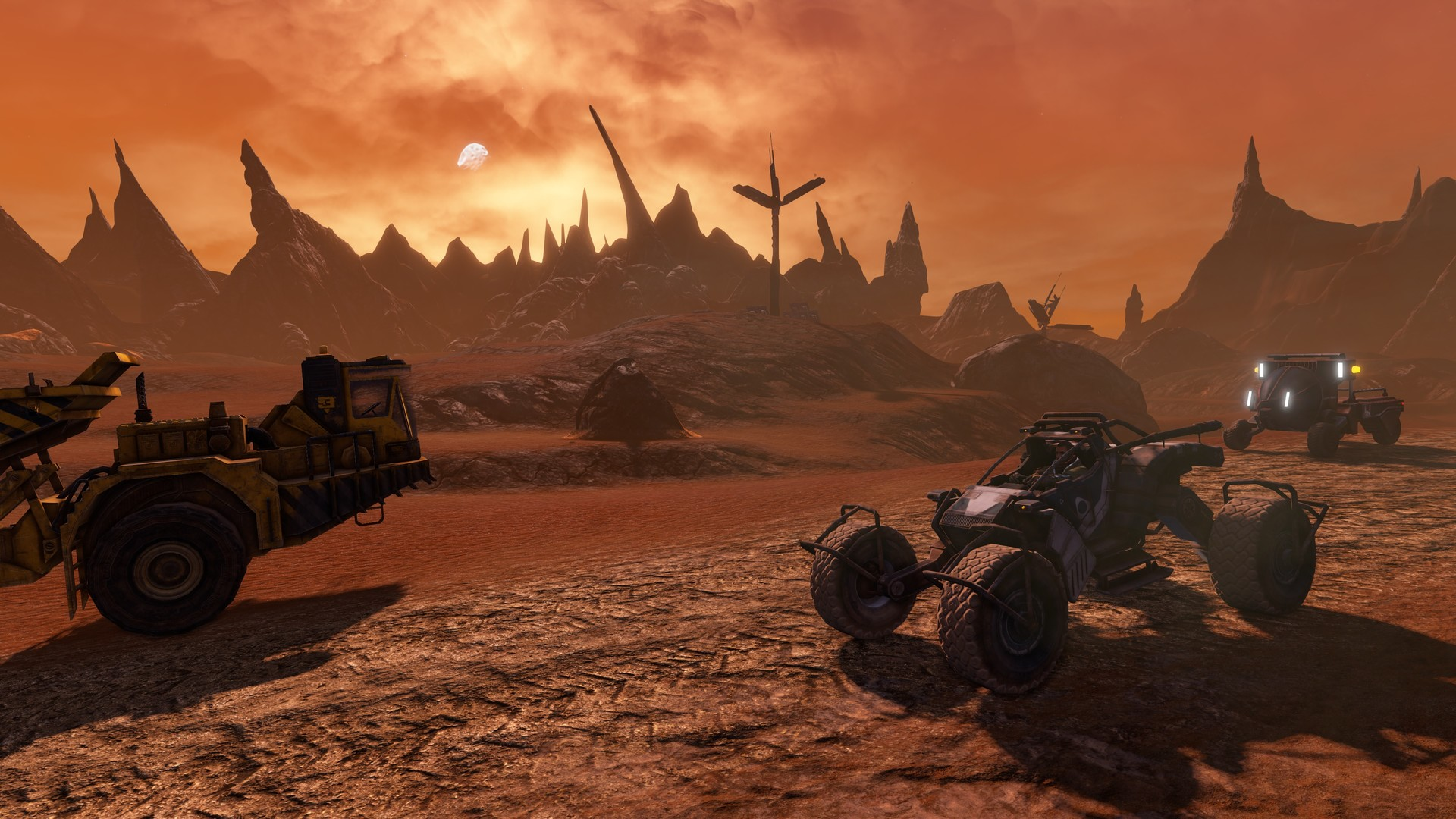 Red Faction Guerrilla Re-Mars-tered [GOG] [2018|Rus|Eng]