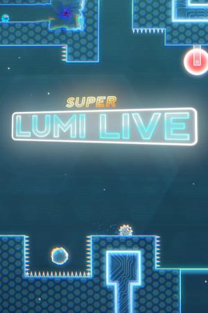 Super Lumi Live poster image on Steam Backlog