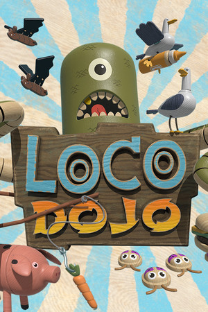 Loco Dojo poster image on Steam Backlog