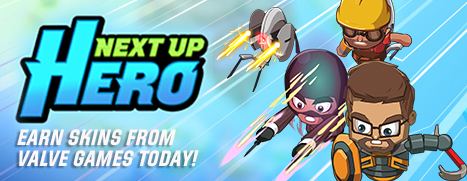 Now Available on Steam Early Access – Next Up Hero