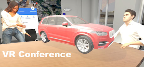 Telia VR conference