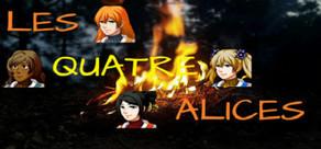 Les Quatre Alices [First Edition] cover art