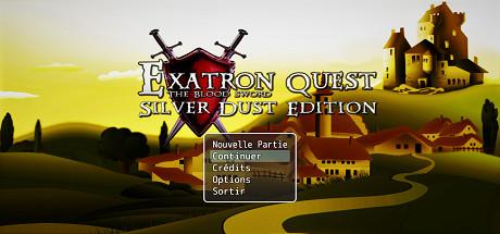 Exatron Quest L'Epée de Sang