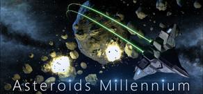 Asteroids Millennium cover art