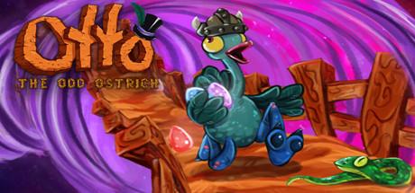 Otto the Odd Ostrich
