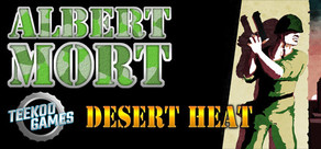 Albert Mort - Desert Heat cover art