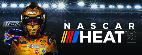 Now Available on Steam – NASCAR Heat 2