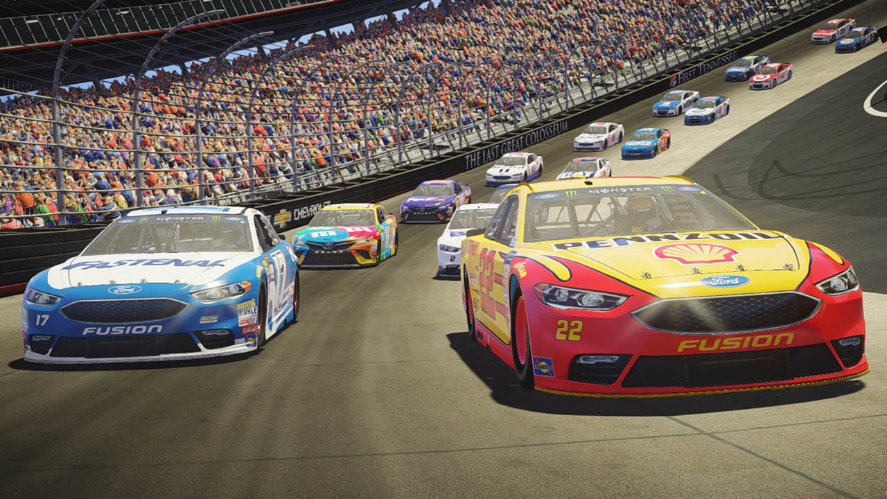NASCAR Heat 2 Screenshot 3