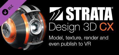 Strata Design 3D SE - CX Upgrade